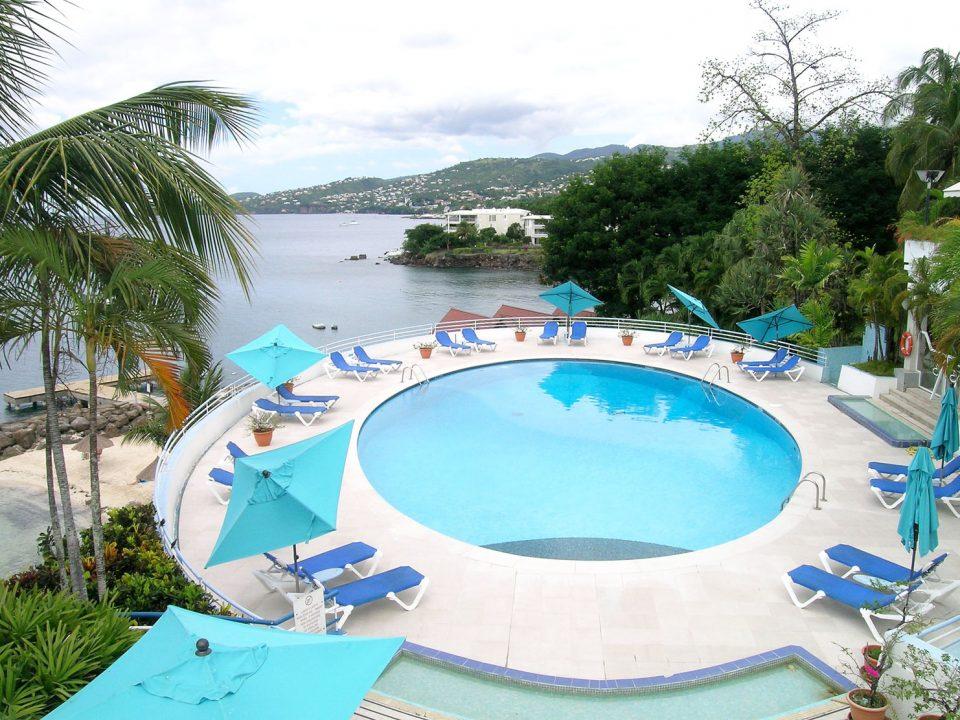 Signature ce matin de la convention de portage Pacte Export Martinique