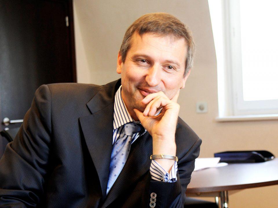 """Didier Loing : """"Nous voulons être  la banque préférée de nos clients"""""""