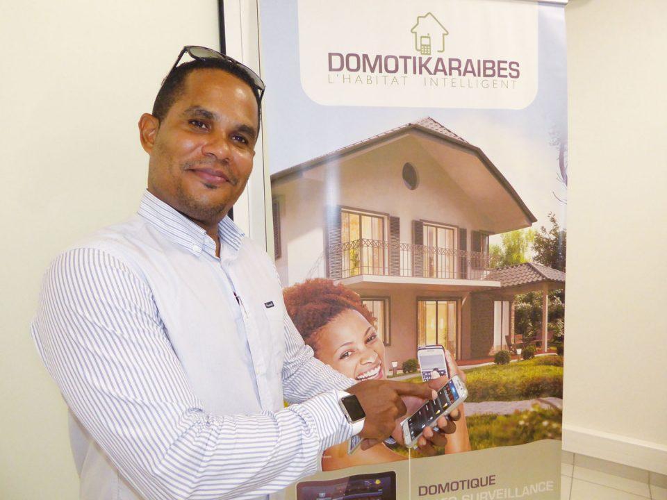 Domotique en Guadeloupe : Domotikaraibes veut rendre l'habitat intelligent