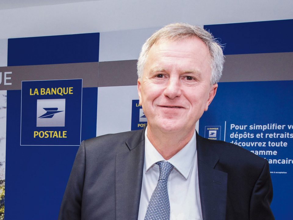 """Rémy Weber : """"Devenir la banque de tous !"""""""