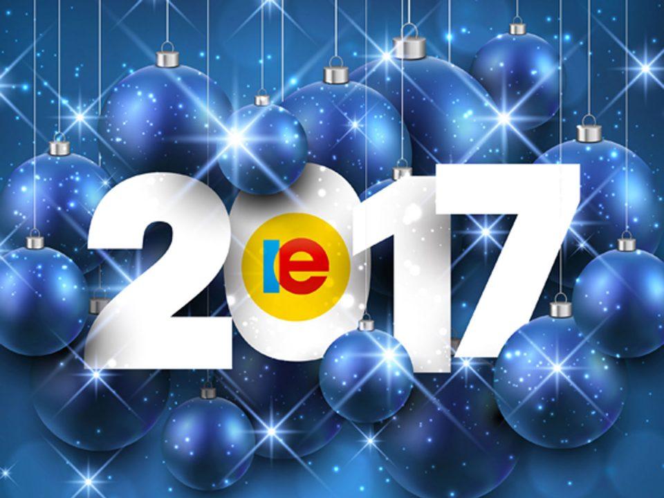 Joyeuses fêtes et une année 2017 pleine de confiance !
