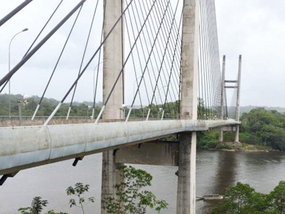 Guyane-Brésil : le pont de l'Oyapock enfin ouvert… avec des risques