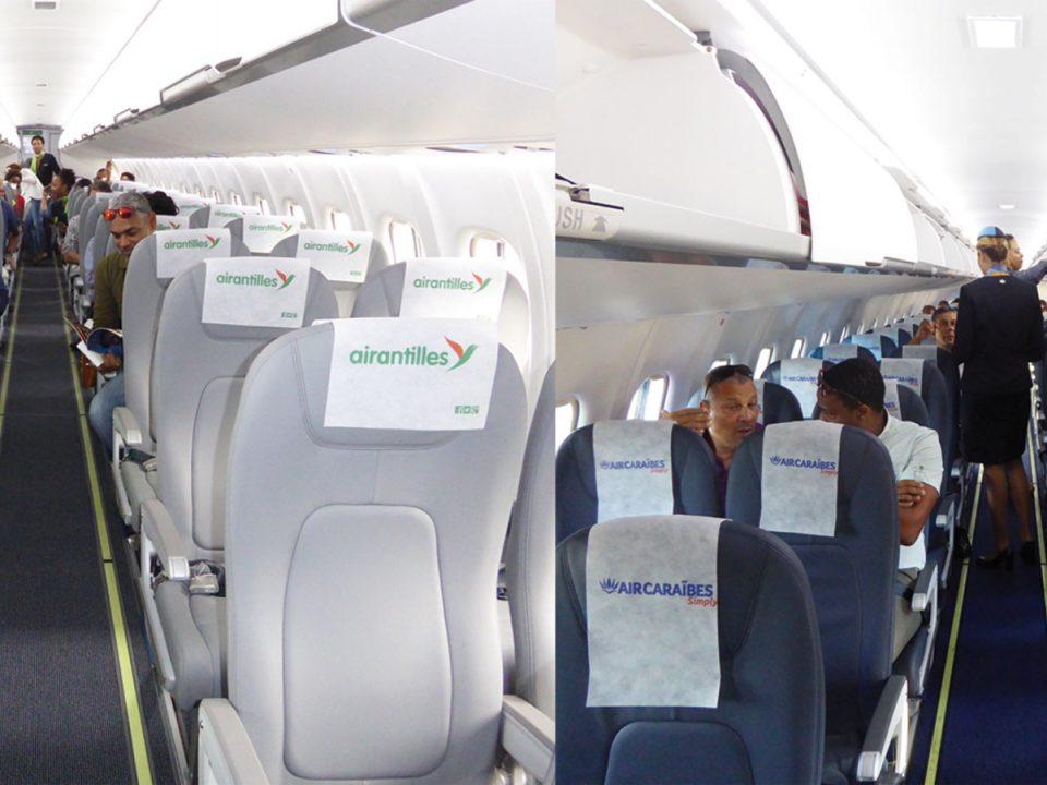 Transport aérien : signe de confiance… mais attention grand danger !