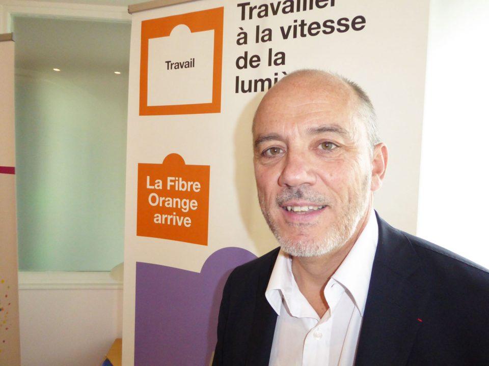 Orange : Stéphane Richard lance le câble entre la Guyane et la Martinique et Orange Banque