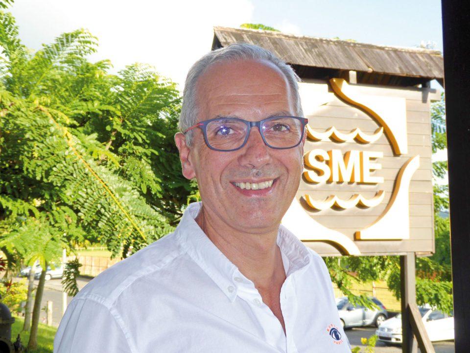 La SME fait le saut numérique : le service de l'eau devrait changer en Martinique.