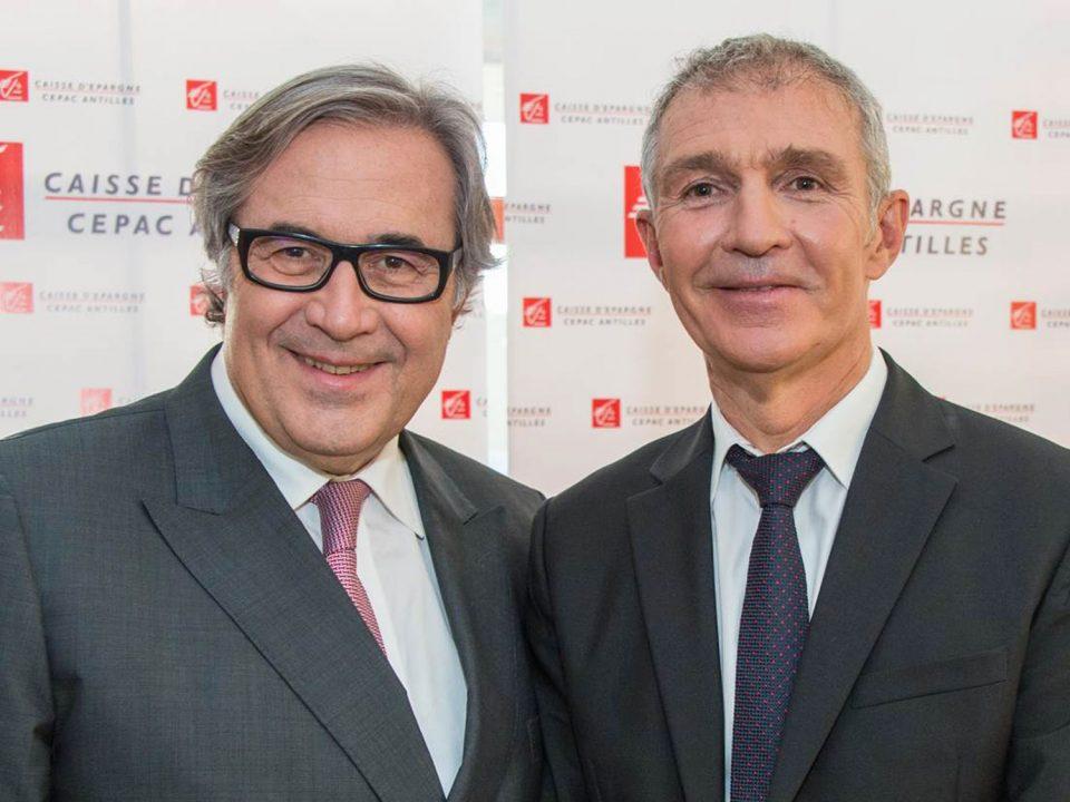 """Alain Lacroix & Serge Dérick : """"Nous sommes des banquiers entrepreneurs !"""""""