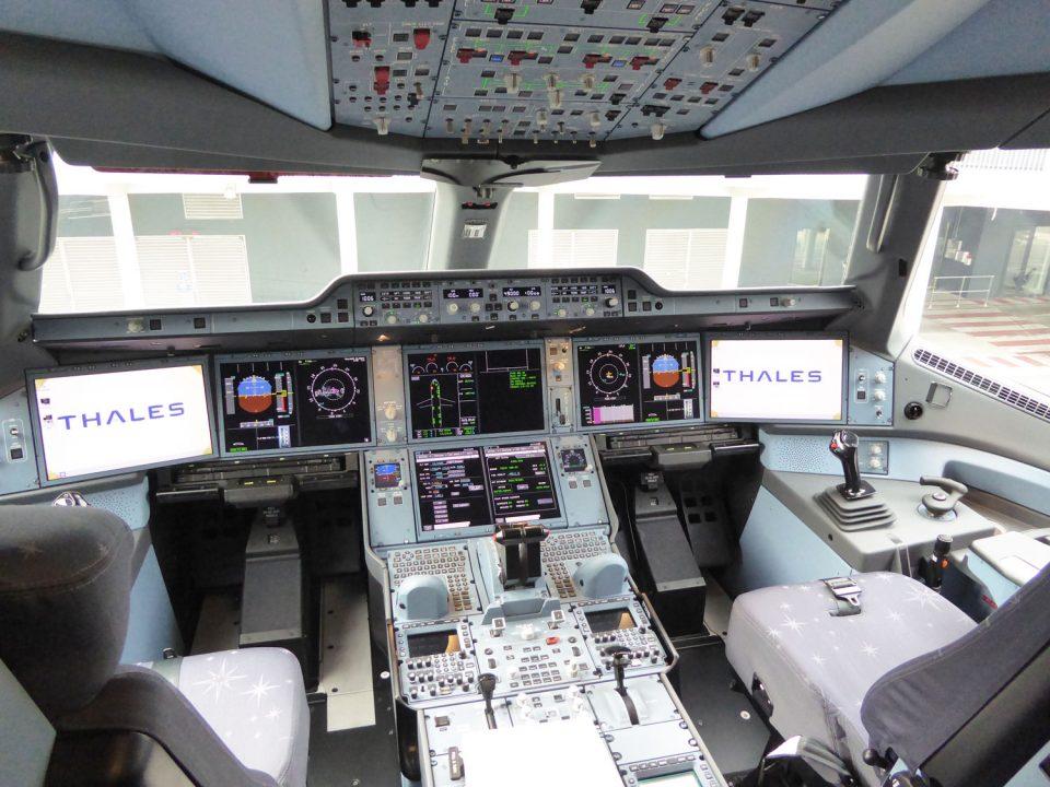Air Caraïbes reçoit son premier A350-900