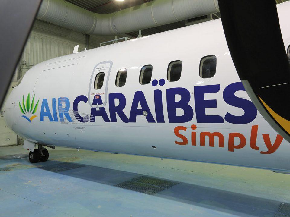Air Caraïbes : stratégie gagnante avec simply