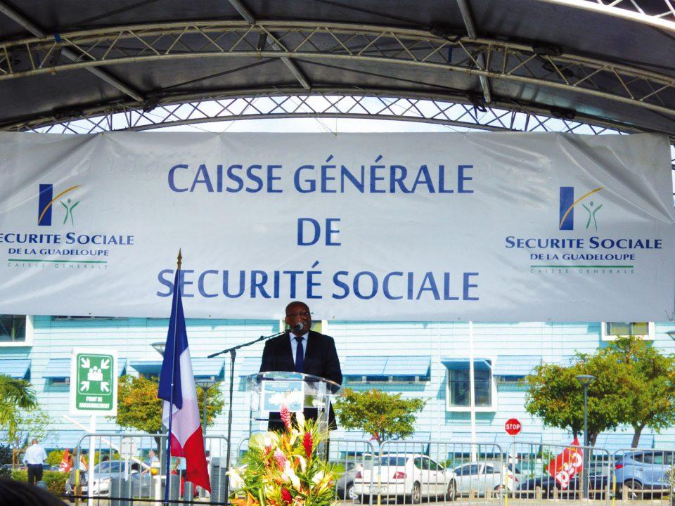 La CGSS renouvelle son parc immobilier aux Antilles-Guyane