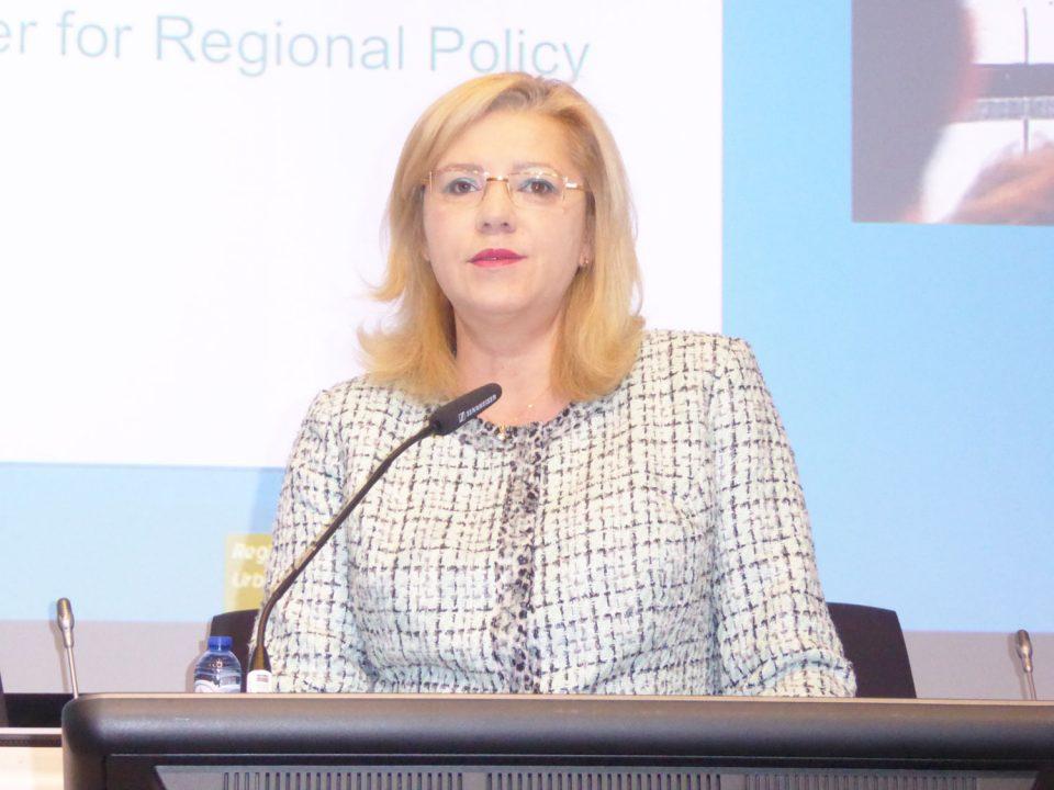La Commissaire Cretu veut un pacte renouvelé