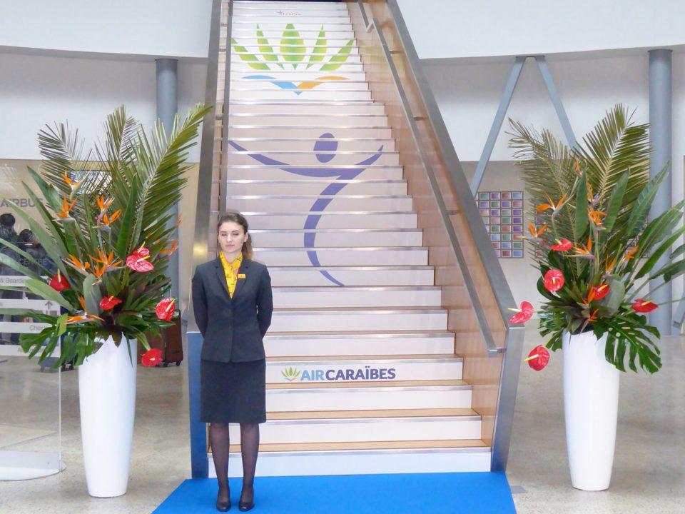 Bonne année 2016 pour Air Caraïbes