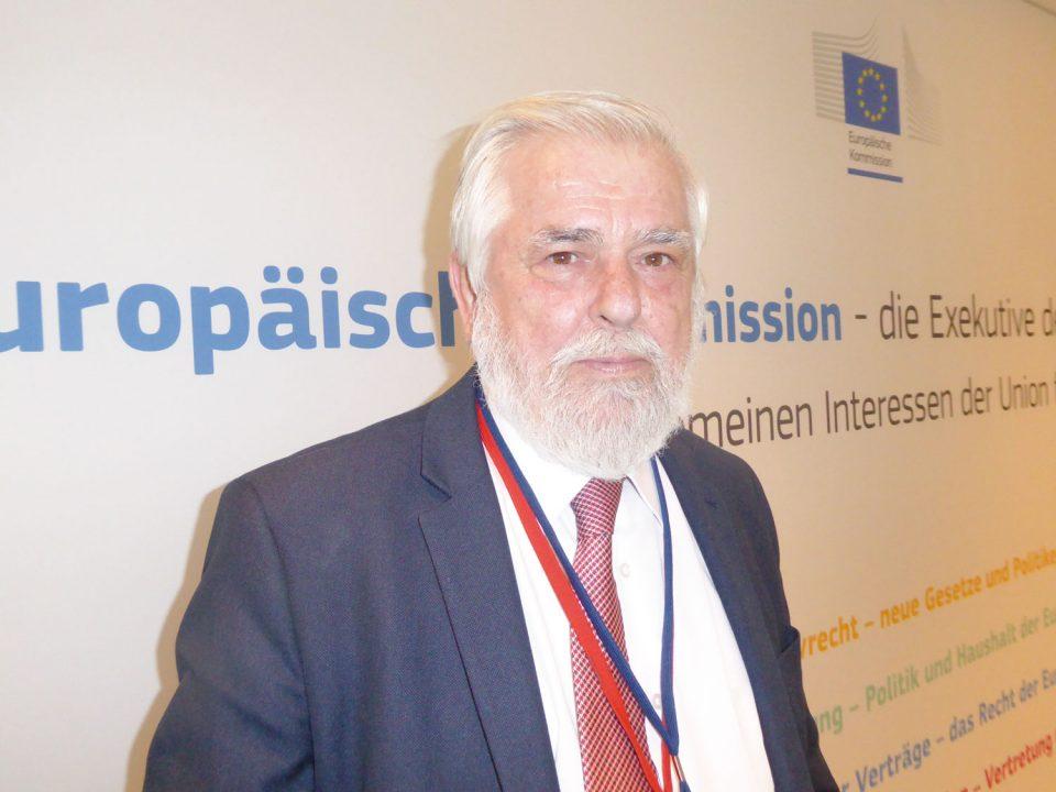 "Georgios Dassis : ""Favoriser la rencontre des Européens"""