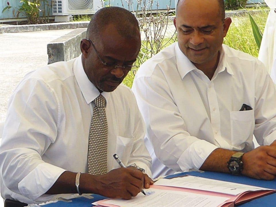Emplois : la Région Guadeloupe veut des résultats
