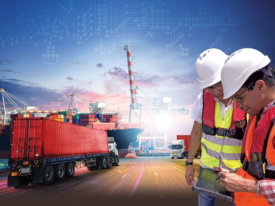 Digitale : les compagnies maritimes sur la brèche