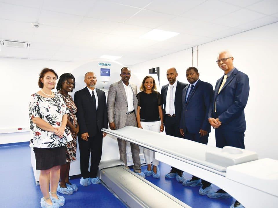 La Guadeloupe a inauguré son cyclotron