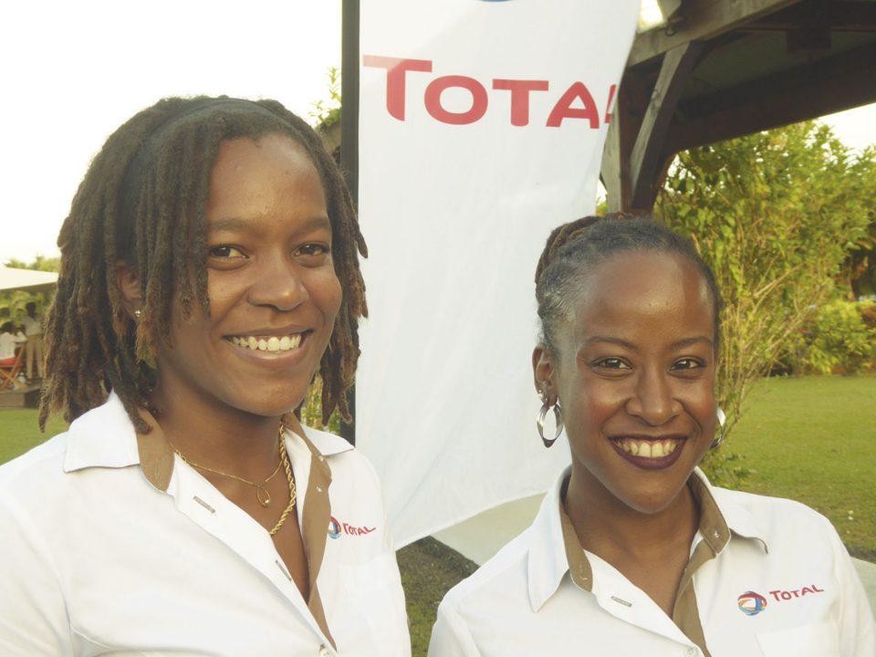 Parrainage: Total Caraïbes donne des coups de pouce