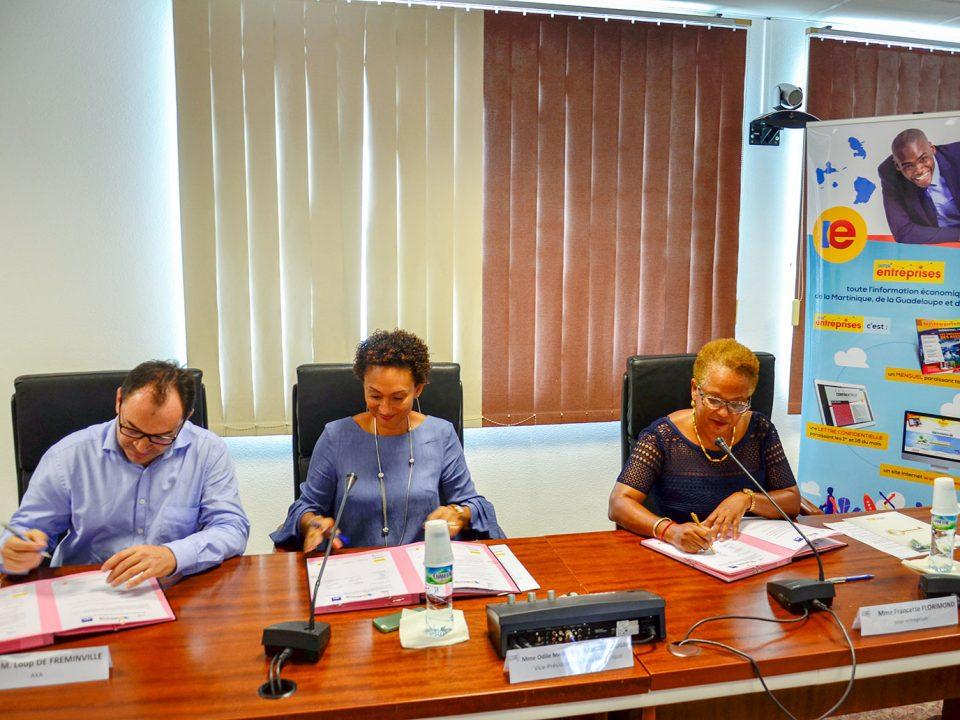 Université des Antilles : 5000 abonnements pour étudiants du Pôle Martinique