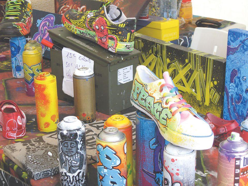 Le collectif Mada Paint peut tout peindre !