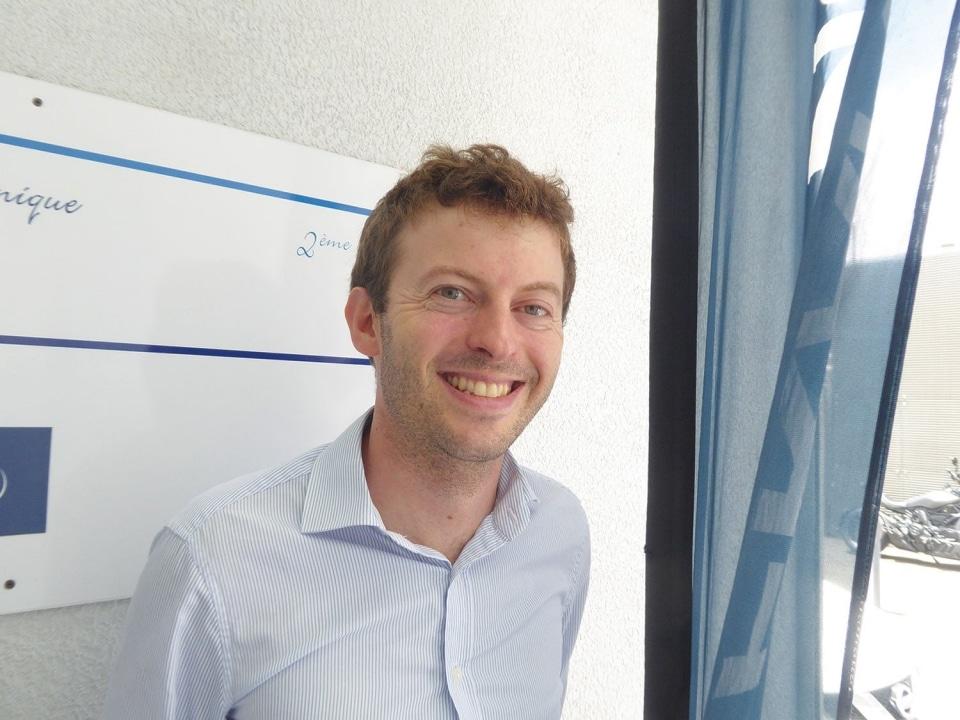 Edouard Diverrez, directeur commercial régional Caraïbes-Guyane d'Air France