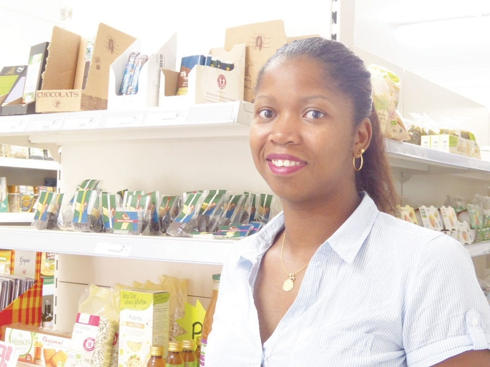 Alimentaire: FL Marché Bio introduit le bio à Kourou