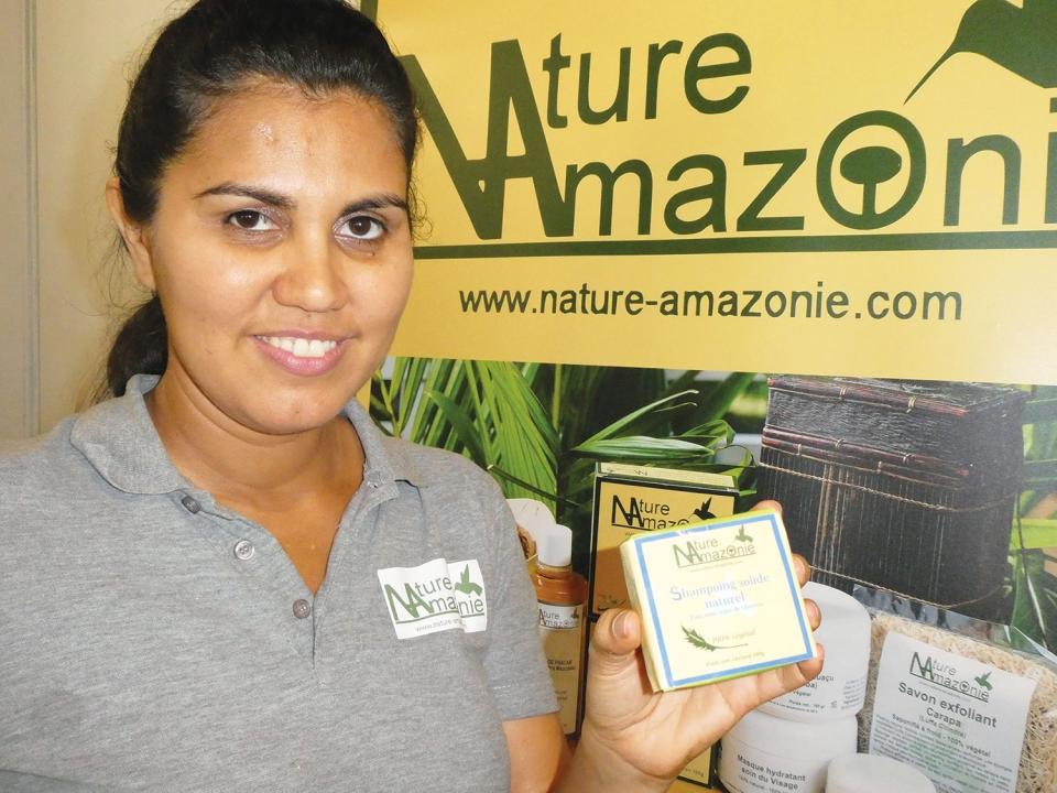 Nature Amazonie en pharmacies aux Antilles