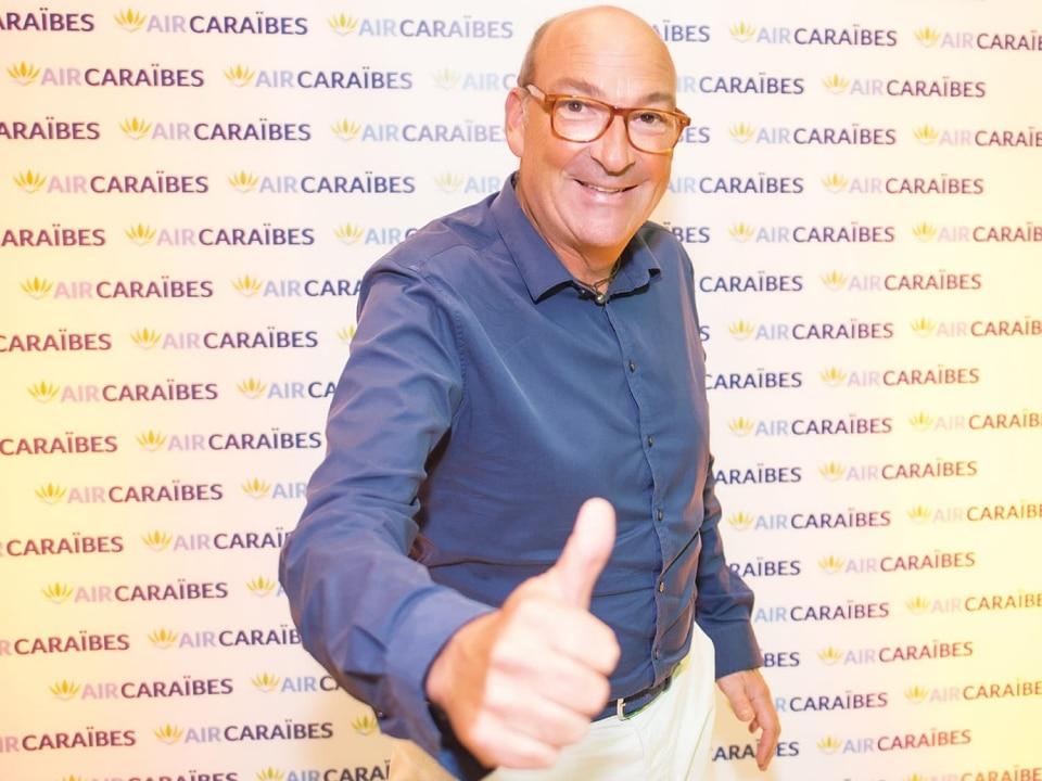 """Question à Olivier Besnard, directeur général d'Air Caraïbes : """"Achat désormais à la carte !"""""""