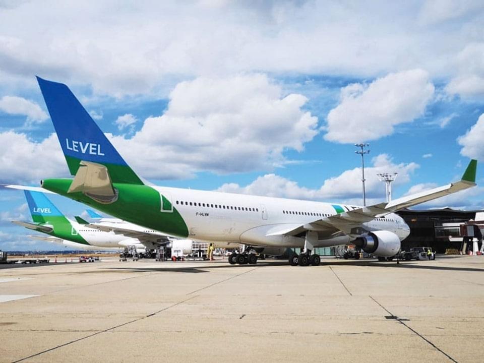 Aérien Martinique & Guadeloupe: Level monte en puissance