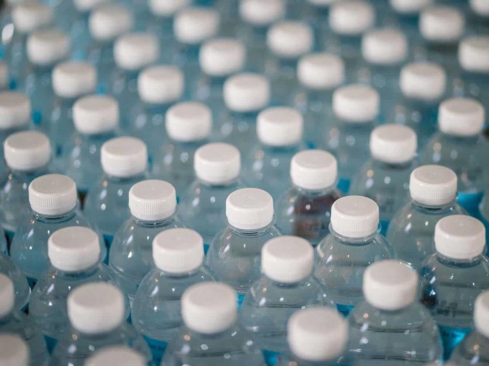 Pollution au microplastique
