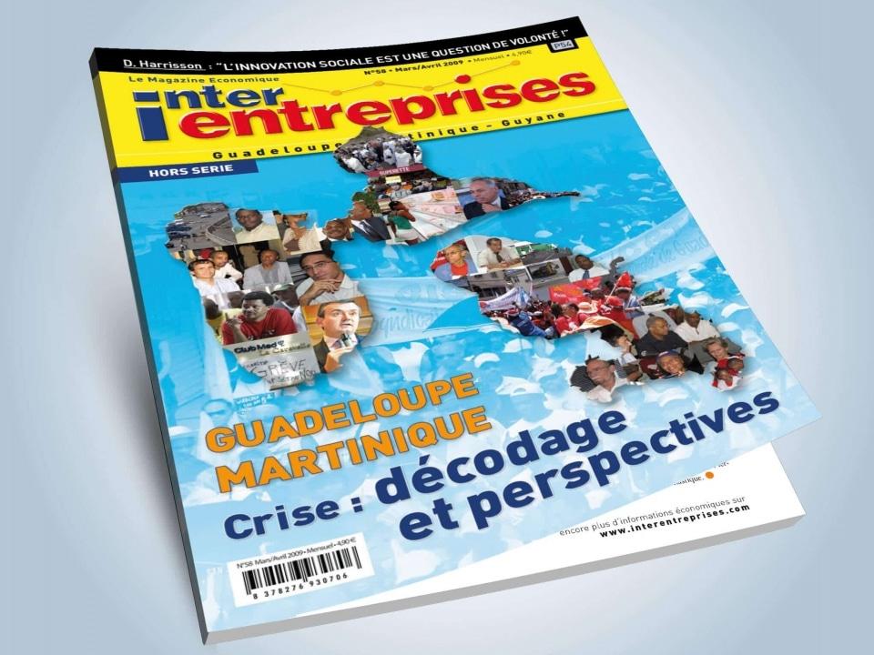 Crise sociétale de 2009 : décodage et perspectives avec Inter-Entreprises, toujours d'actualité en 2019 !