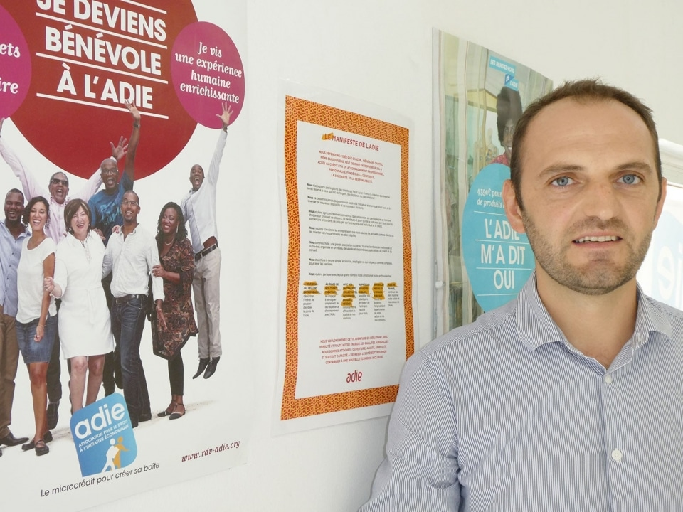 Trois questions à Jérome Trinelle, représentant Antilles-Guyane