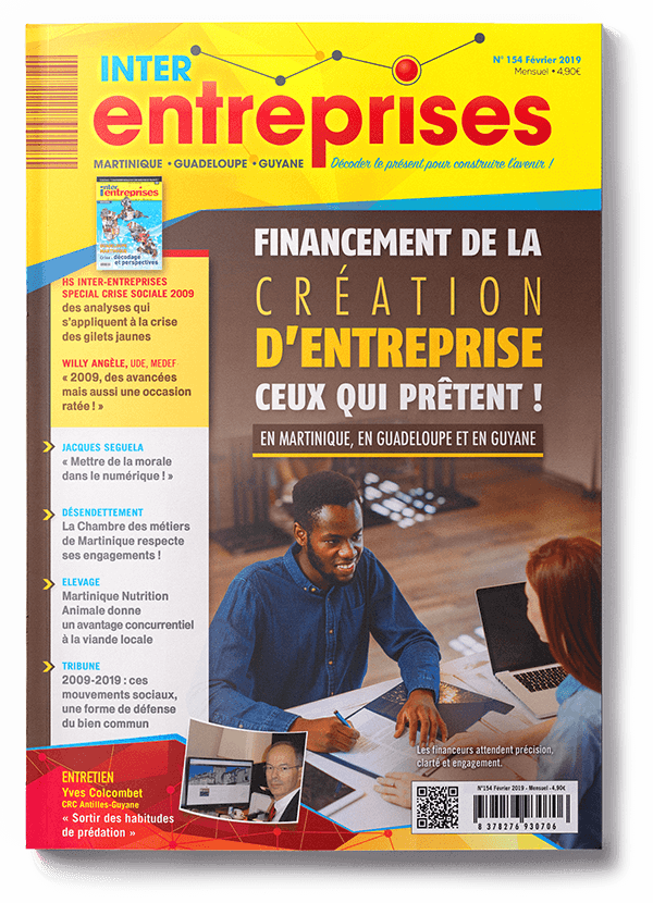Magazine Interentreprises février 2019 – n°154