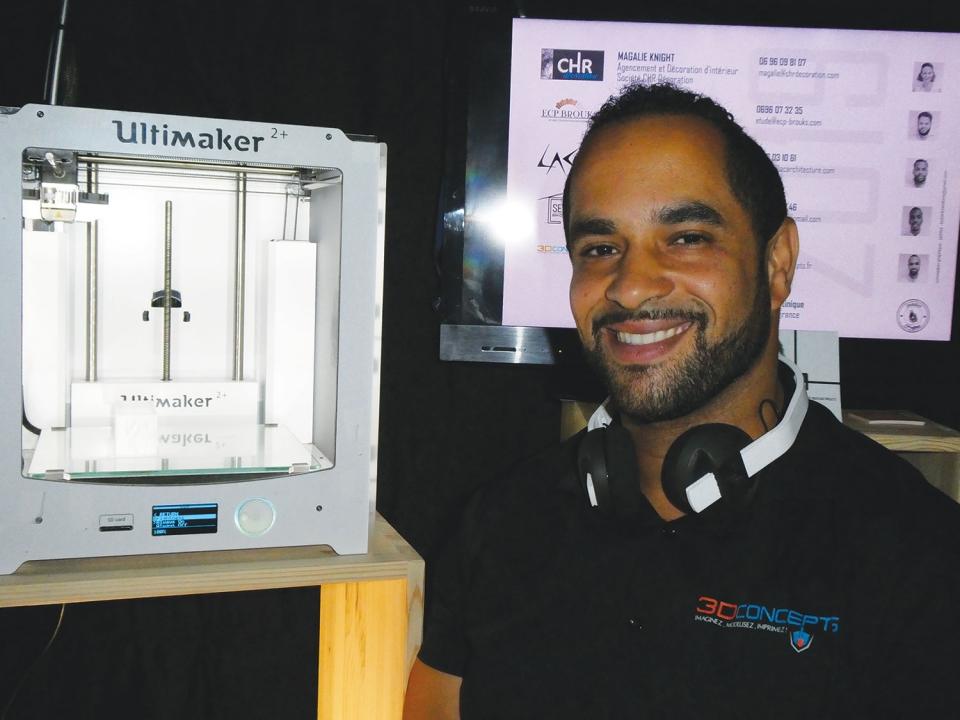 3D Concept fabrique ce que vous voulez
