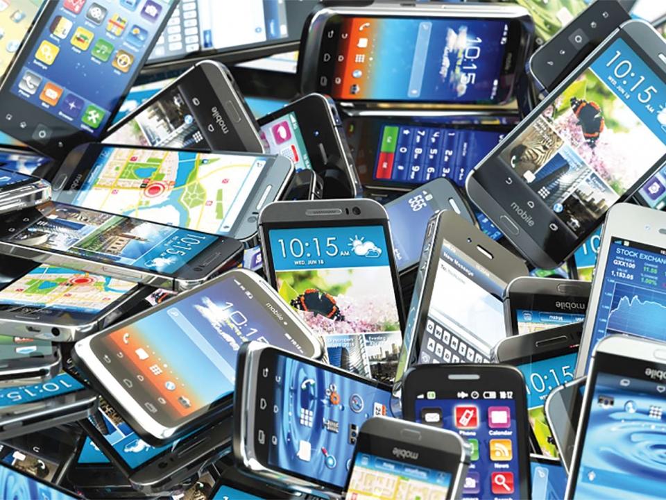 Collecte de téléphones