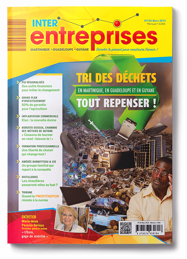 Magazine Interentreprises mars 2019 – n°155