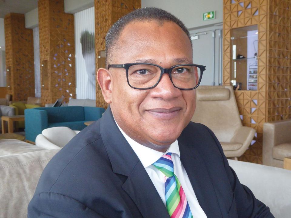 Les travaux de Guadeloupe Pôle Caraïbes montent en puissance