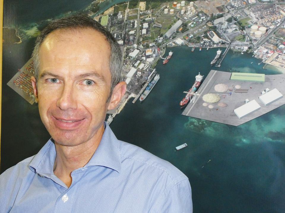 Grand port maritime de Guadeloupe : redonner confiance