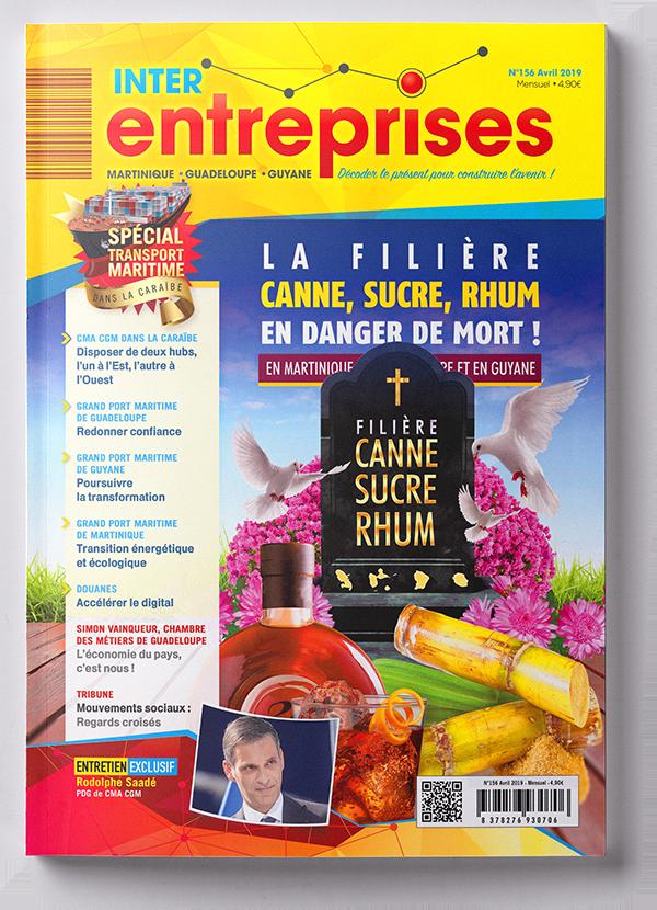 Magazine Interentreprises avril 2019 – n°156