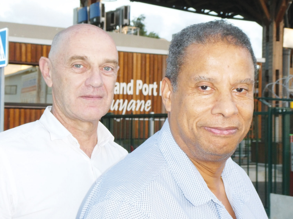 Grand port maritime de Guyane : poursuivre la transformation