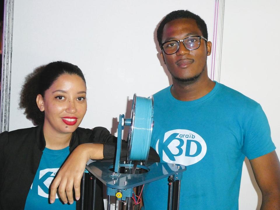 Karaib 3D peut tout réaliser