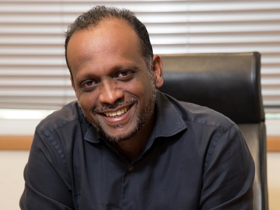 Patrice Phoudiah : de nouvelles agences collaboratives