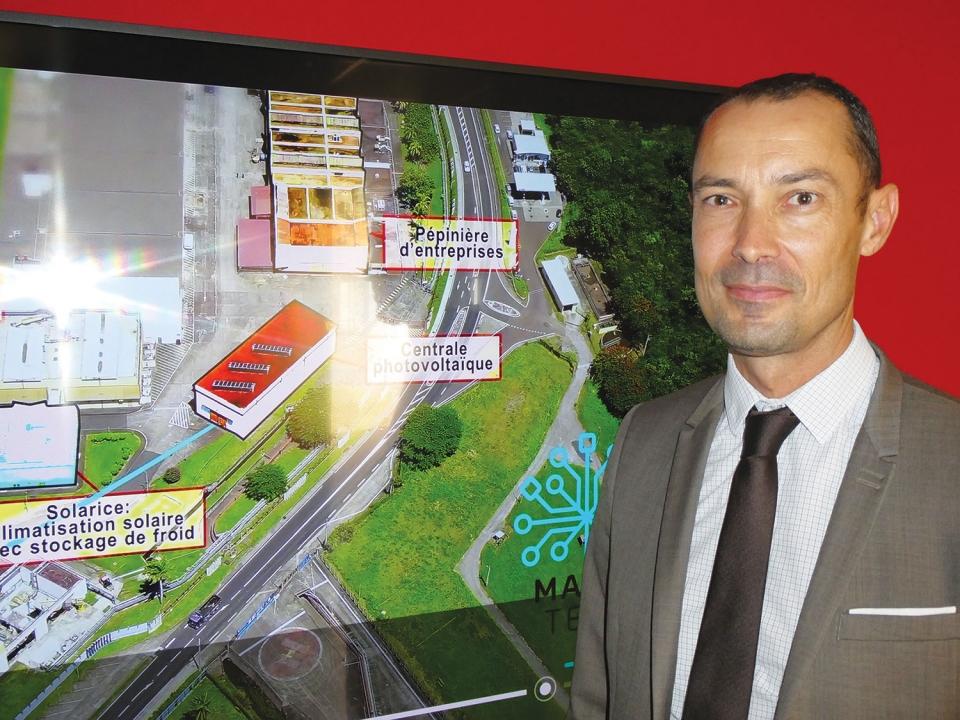 EDF Martinique : tester les technologies