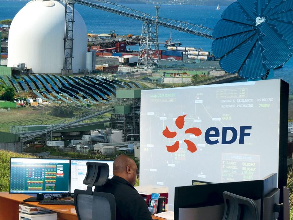Transition énergétique :  mutation radicale pour EDF !