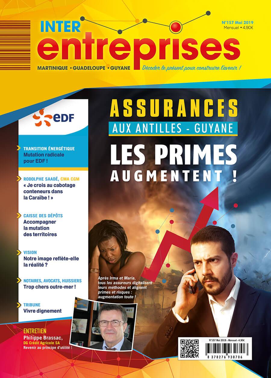 Magazine Interentreprises mai 2019 – n°157