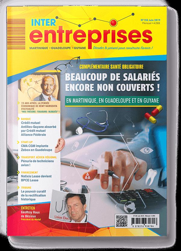 Magazine Interentreprises juin 2019 – n°158