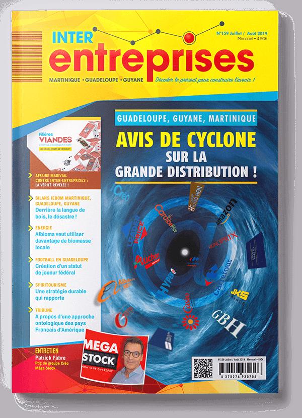 Magazine Interentreprises Juillet/Août 2019 – N°159