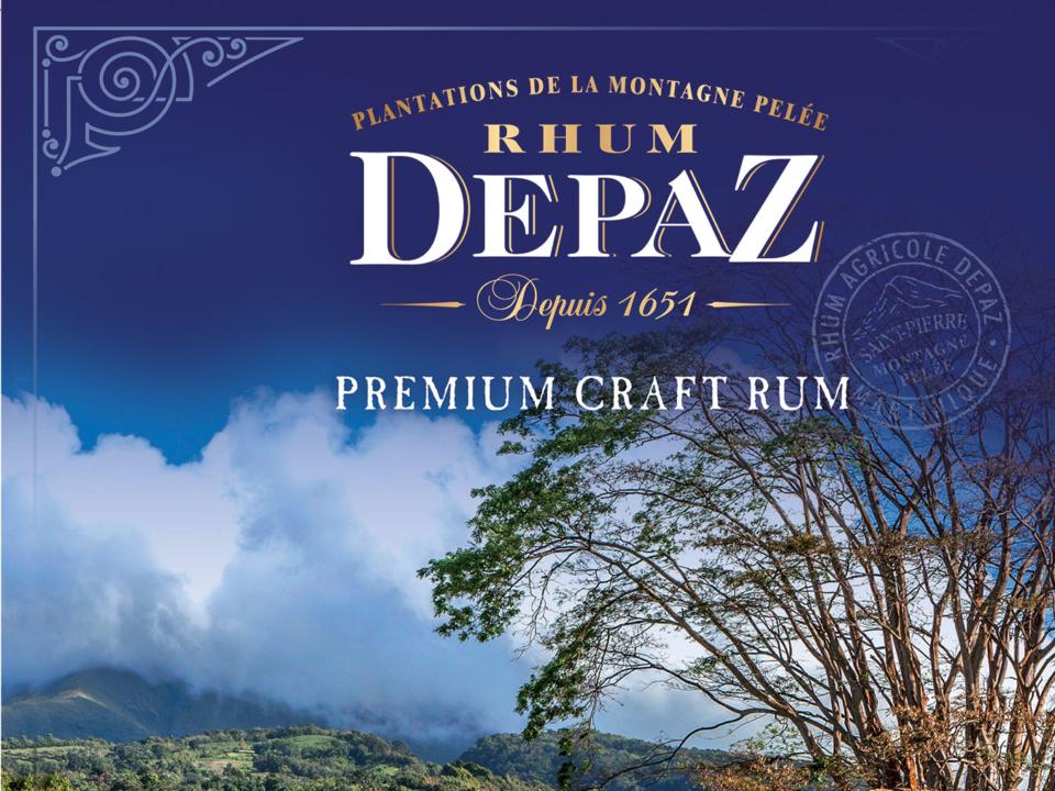 Rhum DEPAZ : la machine est lancée !