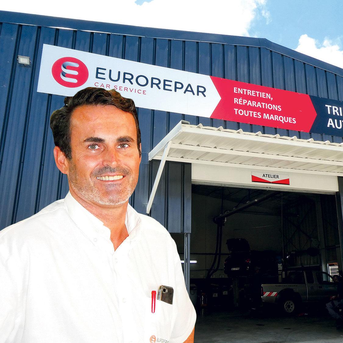 Garages en Martinique : Eurorepar Car Service marie services et prix bas