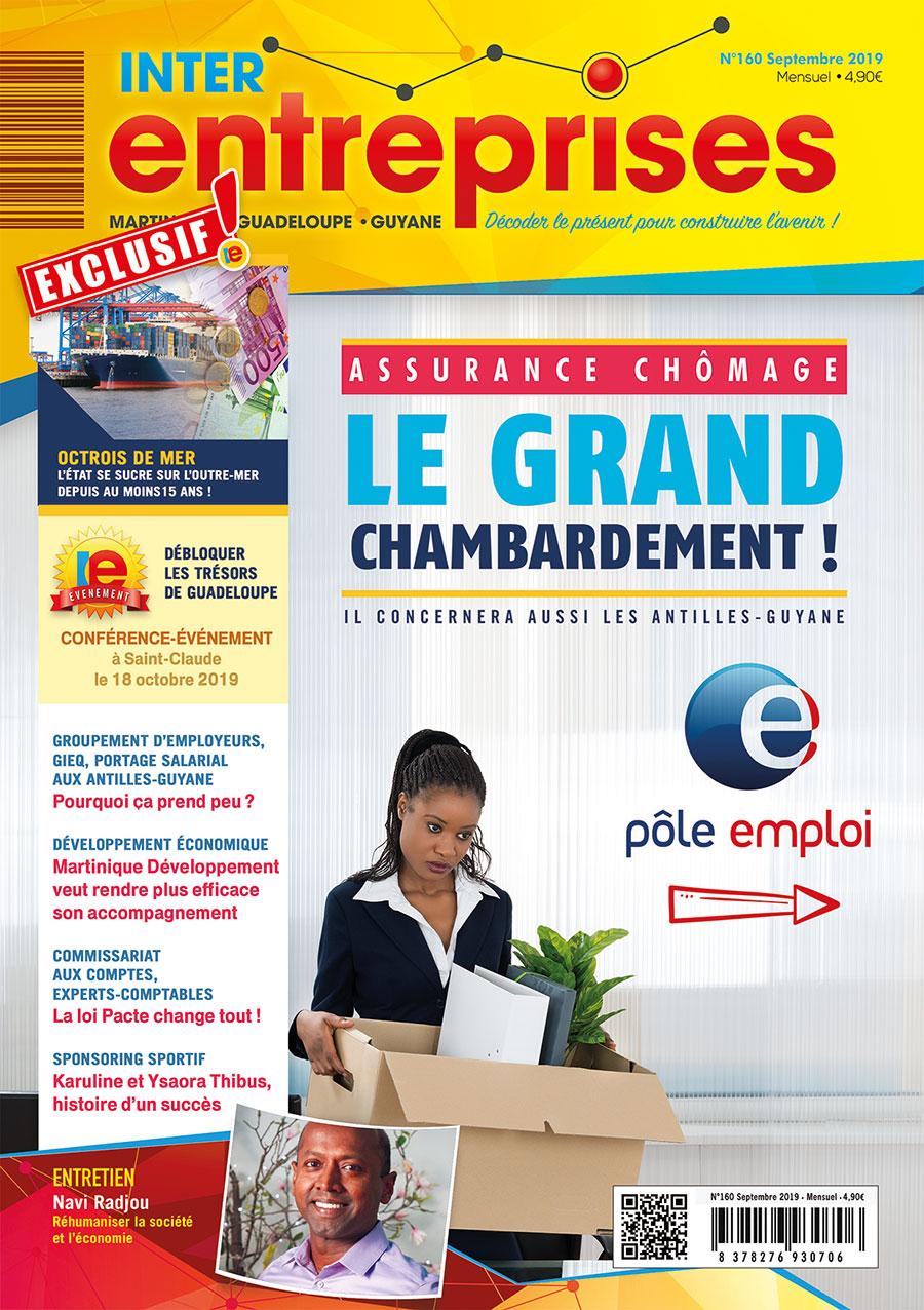 Magazine Interentreprises Septembre 2019 – N°160