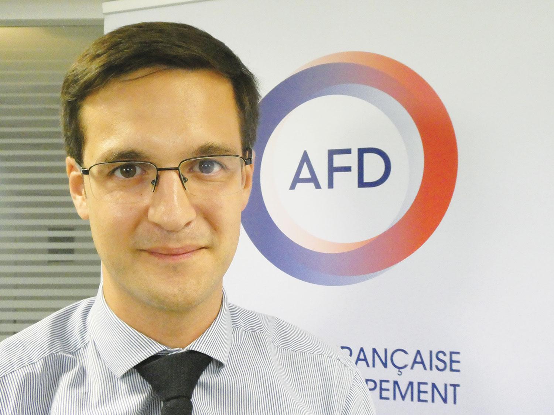 """Questions à Nicolas Picchiottino, directeur de L'AFD Martinique, """"Les outre-mer doivent devenir des territoires durables"""""""