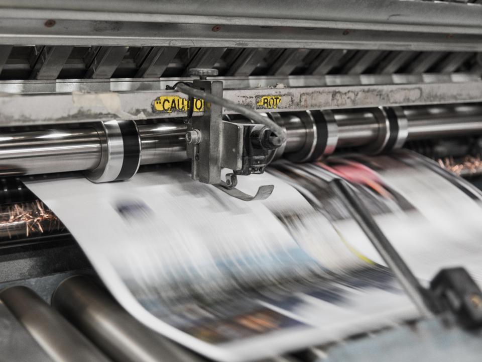Presse/Edition : pour réduire l'empreinte écologique
